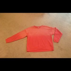 American Eagle Outfitters Tops - American Eagle Ombré Sweatshirt
